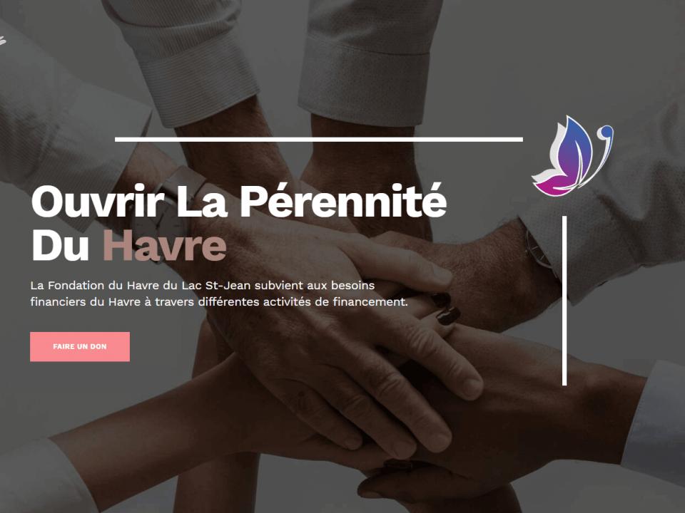 Site web du havre